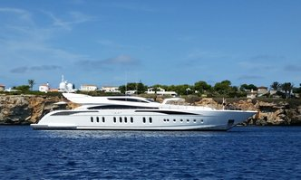 Tutto Le Marrane yacht charter Leopard Motor Yacht
