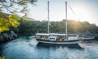 Alaturka 81 yacht charter Custom Motor/Sailer Yacht