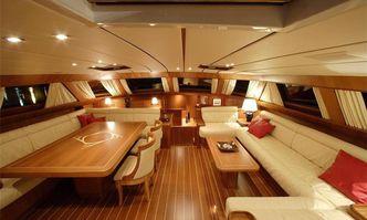 Farewell yacht charter Southern Wind Sail Yacht