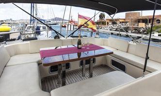 Zulu yacht charter Custom Sail Yacht