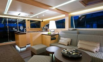 Ipharra yacht charter Sunreef Yachts Sail Yacht