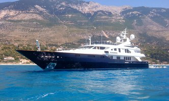 Alexandra yacht charter Benetti Motor Yacht