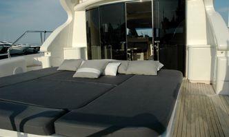 Namaste yacht charter Leopard Motor Yacht