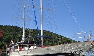 Fortuna yacht charter Unknown Sail Yacht