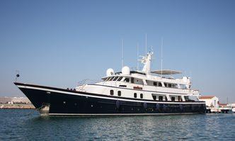 The Goose yacht charter Toughs Shipyard Motor Yacht