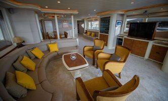Mabruk III yacht charter Nedship Motor Yacht