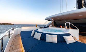 Soaring yacht charter Abeking & Rasmussen Motor Yacht