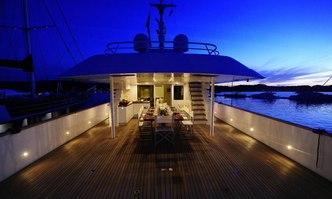 Berzinc yacht charter Astilleros de Mallorca S.A. Motor Yacht