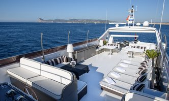 Paula III yacht charter Mondo Marine Motor Yacht