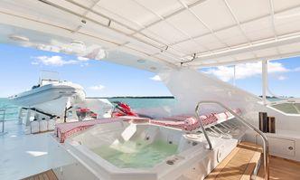 Haven yacht charter Trinity Yachts Motor Yacht