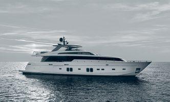 Salt yacht charter Sanlorenzo Motor Yacht
