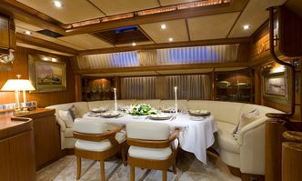 Celandine yacht charter Jongert Sail Yacht