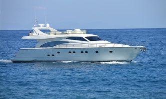 Mary yacht charter Ferretti Yachts Motor Yacht