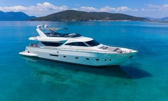 Freedom yacht charter Cnsa - Alalunga Motor Yacht