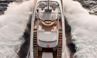 Silver Wind yacht charter ISA Motor Yacht