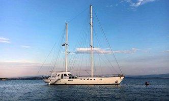 Eloa yacht charter Tuzla Shipyard Sail Yacht
