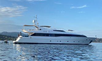 Palm B yacht charter Akdeniz Shipyard Motor Yacht
