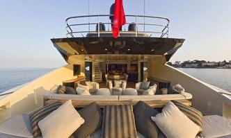 Stealth yacht charter Palmer Johnson Motor Yacht
