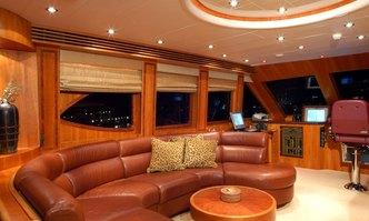 Lady Deanne V yacht charter Hargrave Motor Yacht