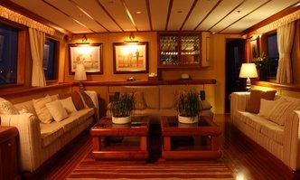 5 Fishes yacht charter SBF Shipbuilders Motor Yacht