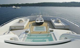 Siren yacht charter Nobiskrug Motor Yacht