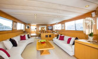 Ace Six yacht charter Canados Motor Yacht