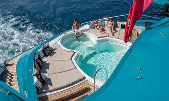 Sunrays yacht charter Oceanco Motor Yacht
