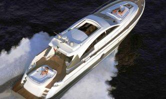 JR yacht charter Aicon Motor Yacht