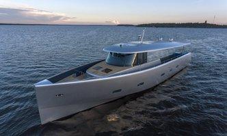 Perfection yacht charter Baltic Yachts Motor Yacht
