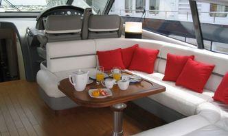 Sur l'Onde 2 yacht charter Baia Yachts Motor Yacht