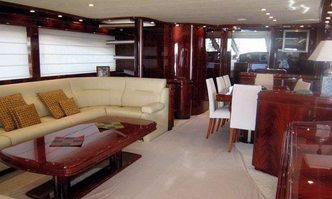 Dandy D yacht charter Astondoa Motor Yacht