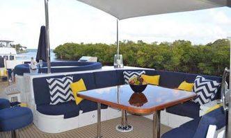 Ossum Dream yacht charter Hargrave Motor Yacht