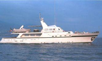 El Bravo yacht charter Cantiere Valdettaro Motor Yacht