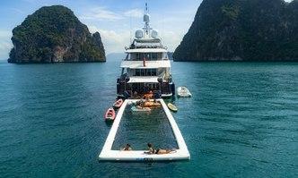 Lady Azul yacht charter Heesen Motor Yacht