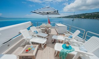 Dreamtime yacht charter Lloyds Ships Motor Yacht