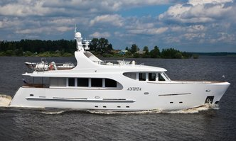 Аэлита yacht charter Euroyachting Motor Yacht