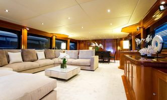 My Way V yacht charter Mondo Marine Motor Yacht