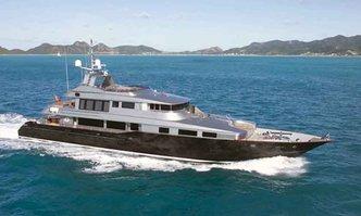 Silver Dream yacht charter Warren Yachts Motor Yacht