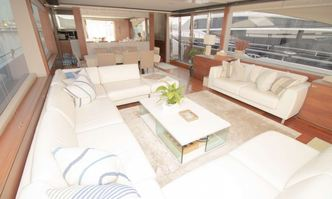 Allure yacht charter Princess Motor Yacht