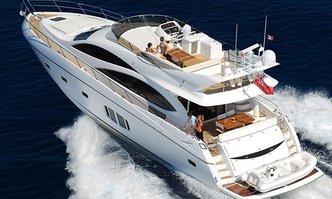 JUPJU yacht charter Sunseeker Motor Yacht