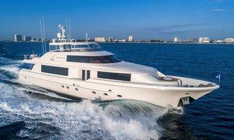 Indigo yacht charter Westport Yachts Motor Yacht