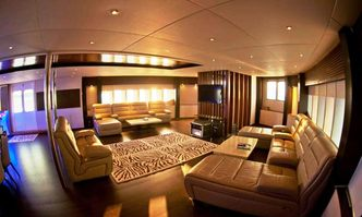 Honors Legacy yacht charter Offshore Yard Motor Yacht