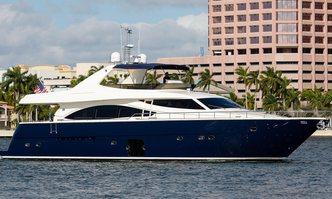 La Bella Vita yacht charter Ferretti Yachts Motor Yacht