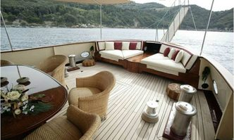 DP Monitor yacht charter Unknown Motor Yacht