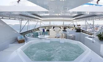 Lady Sharon Gale yacht charter Broward Motor Yacht