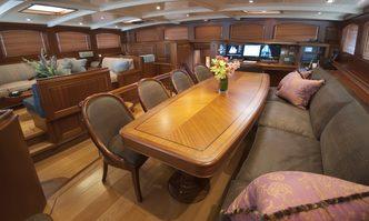 Athos yacht charter Holland Jachtbouw Sail Yacht