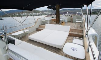 Dali yacht charter Custom Motor Yacht