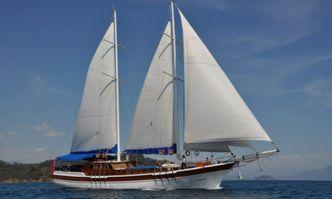 Salmakis yacht charter Unknown Motor/Sailer Yacht