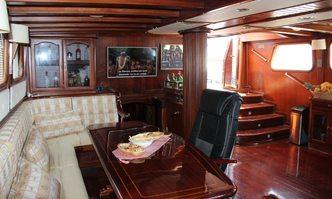 Nostra Vita yacht charter Bodrum Shipyard Motor/Sailer Yacht