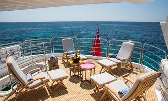 Play the Game yacht charter Sunseeker Motor Yacht